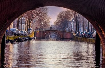 Amsterdam – a city where you will not get bored!