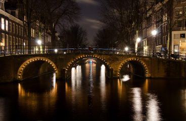 Amsterdam – a special place at the map