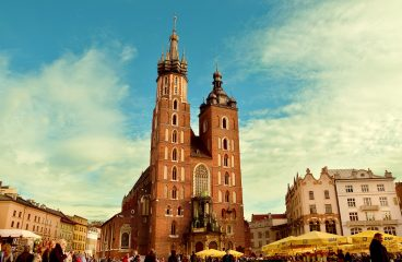 One weekend in Cracow