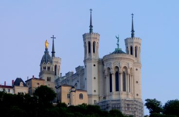 The nicest monuments in Lyon