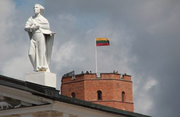 Vilnius – a city in Lithuania